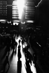 Photographed 10/13/2000; Grand Central Terminal, NYC First Printed 2/6/2011